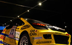Mitsubishi Colt Evo WRC in night